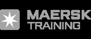 Maersk Training Logo