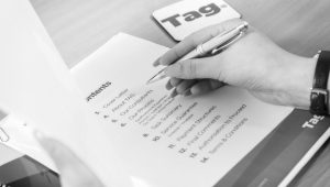Tag Search & Select Contract